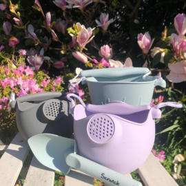 Scrunch Gieter Watering Can - Charcoal (donker grijs)