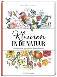 Uitgeverij Vier Windstreken Kleuren in de Natuur +7jr