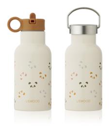 Liewood Anker Waterbottle Drinkfles - Panda Sandy Multi Mix (350ml)
