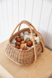 Olli Ella Mosey Basket - Naturel