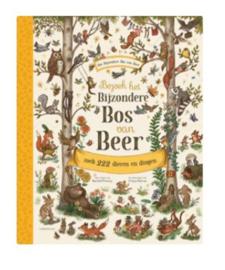 Uitgeverij Lemniscaat Bezoek het bijzondere bos van Beer - Rachel Piercey +3jr