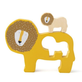 Trixie Houten Babypuzzel - Mr. Lion