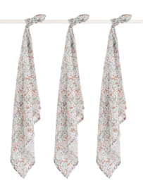 Jollein Hydrofiele Doek Small - Bloom (set van 3)