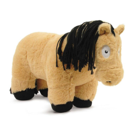Crafty Pony Paarden Knuffel Wildkleur (48 cm) incl. instructieboekje