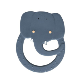 Trixie Bijtring Rond Rubber - Mrs. Elephant
