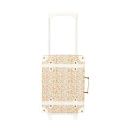 Olli Ella See-Ya Suitcase Reiskoffer - Prairie Floral