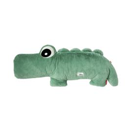 Done by Deer Knuffel Croco Krokodil XXL - Groen (100cm)