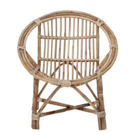 Bloomingville Kinder Stoel Jubbe Chair - Bamboe