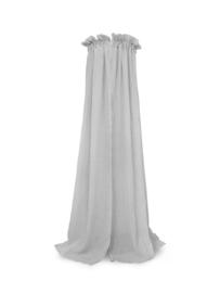 Jollein Baby Wieg Sluier Vintage - Sof Grey (155cm)