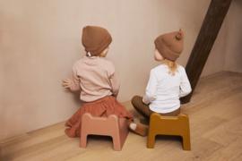 Liewood Harold Mini Chair Mini Stoeltje - Coral Blush