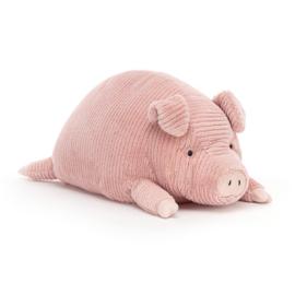 Jellycat Doopities Knuffel Varken - Doopity Pig (40 cm)
