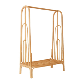 OYOY Rotan Kledingrek - Rainbow Clothes Rack