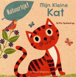 Uitgeverij Veltman Mijn Kleine Kat - Britta Teckentrup