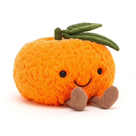 Jellycat Amuseable Clementine Small - Knuffel Clementine (12 cm)
