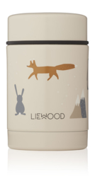 Liewood Nadja Food Jar - Artic Mix