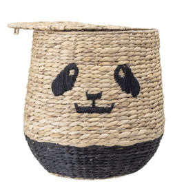 Bloomingville Opbergmand Panda - Nature