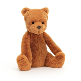 Jellycat Knuffel Beer - Ginger Large (27 cm)