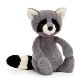 Jellycat Bashful Knuffel Wasbeer - Raccoon (31 cm)