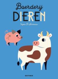 Uitgeverij Gottmer Boerderij Dieren - Ingela P Arrhenius