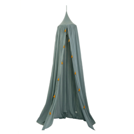 Roommate Bed Hemel Canopy - Sea Green