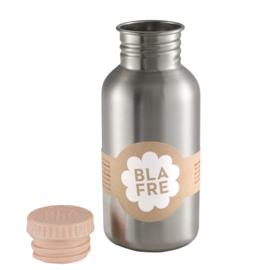 Blafre Drinkfles RVS - Peach (500ml)