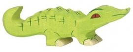 Holztiger Krokodil - Baby (80175)