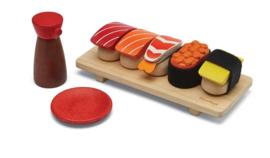 Plantoys Speel Set - Sushi Set