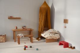 Liewood Enzo Canopy Bed Hemel - Khaki