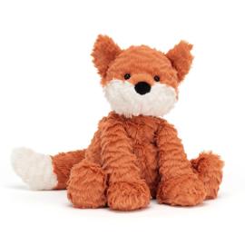 Jellycat Fuddlewuddle Fox - Knuffel Vos (23 cm)