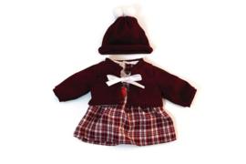Miniland Poppen Kledingsetje meisje Winter (38 cm)