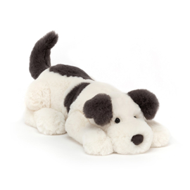 Jellycat Knuffel Hond - Dashing Dog Little