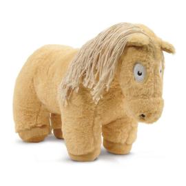 Crafty Pony Paarden Knuffel Palomino (48 cm) incl. instructieboekje