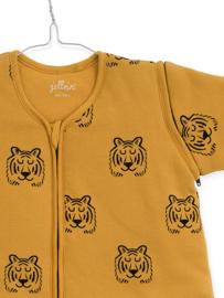Jollein 4 Seizoenen Slaapzak Tiger Mustard - 70 cm