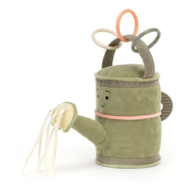 Jellycat Whimsy Garden Watering Can - Knuffel Gieter