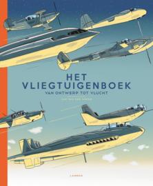 Uitgeverij Lannoo Het Vliegtuigenboek - Jan van der Veken