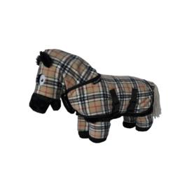Crafty Ponies Knuffeldeken Set Burberry incl. instructieboekje