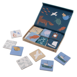 Sebra Memory Game - Seven Seas / Daydream