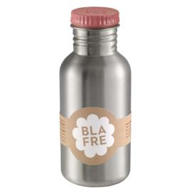 Blafre Drinkfles RVS - Roze (500ml)