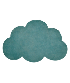 Lilipinso Vloerkleed Wolk - Jungle Groen (H0516)