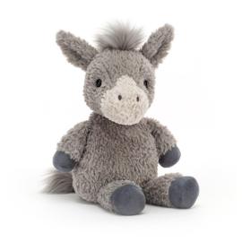 Jellycat Flossie Knuffel Ezel - Flossie Donkey (28 cm)