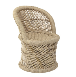 Bloomingville Kinderstoel Chair Bamboo - Nature