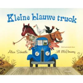 Uitgeverij Gottmer De Kleine Blauwe Truck - Alice Schertle