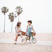 Banwood First Go Girl Balance Loopfiets - Cream