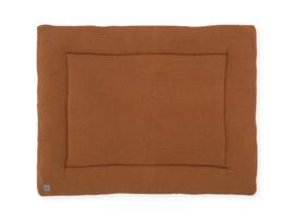 Jollein Boxkleed Bliss Knit - Caramel (80 x 100 cm)