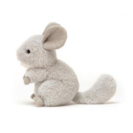 Jellycat Cheeky Chinchilla Misty - Knuffel Chinchilla (15 cm)