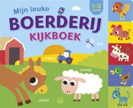 Uitgeverij Deltas Mijn Leuke Boerderij Kijkboek