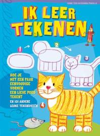 Uitgeverij Deltas Ik Leer Tekenen - DIY