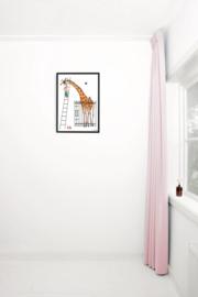 Kek Amsterdam Poster A2 - Fiep Westendorp Reuze Giraffe (PS-001)
