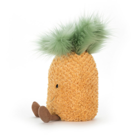 Jellycat Amuseable Pineapple Large - Knuffel  Ananas (25 cm)