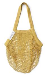 Liewood Nettas Mesi Mesh Tote Bag - Yellow Mellow